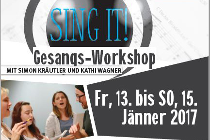 Sing It! Live-Performance